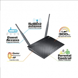 Asus RT-N12E N300 WLAN Router