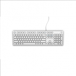 Dell KB216 Keyboard, Keyboard layout Qwerty