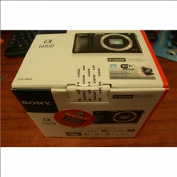 Sony SALE OUT. Sony A6000 Black