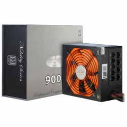 Intel INTER-TECH PSU CobaNitrox Nobility CN-900 NS 85+ (82+ Efficiency)